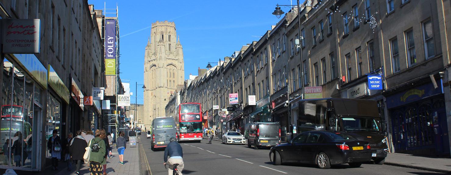 Park Street Bristol