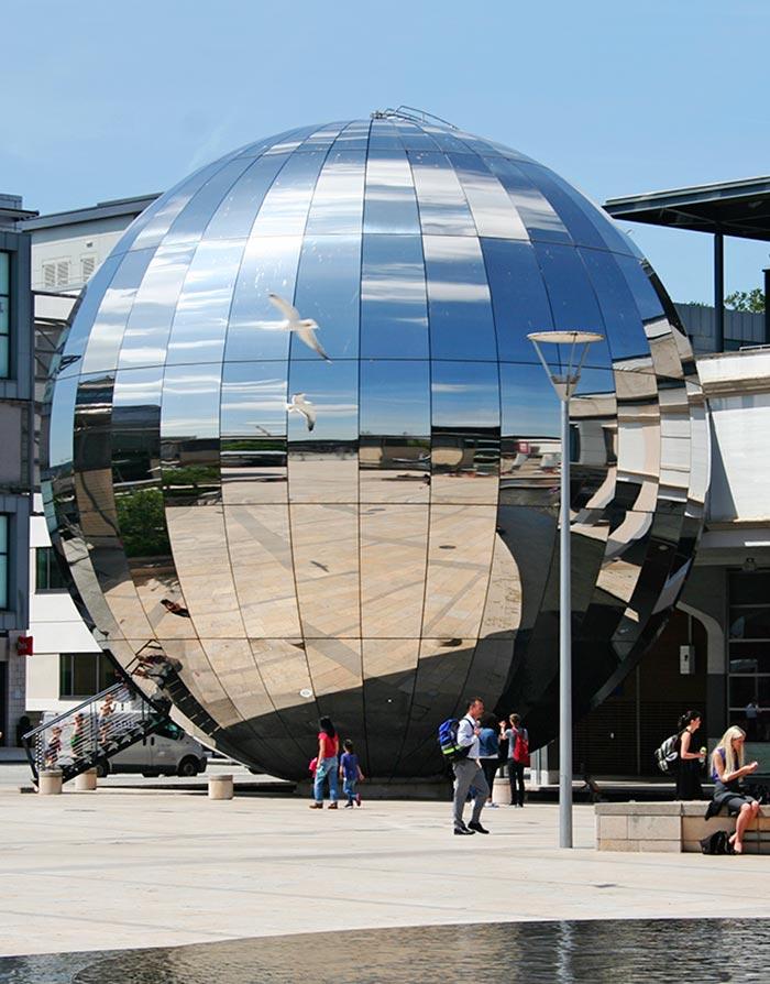 Millenium Globe, Bristol